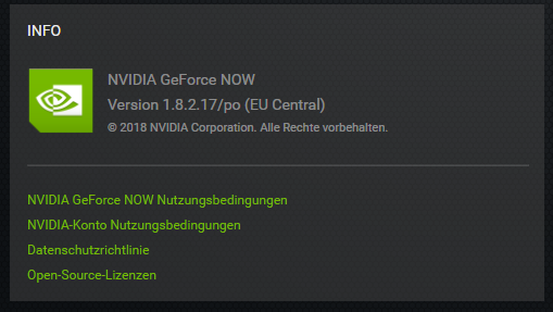 Added] GeForce Now - App-Request | VulnDetect - An upcoming